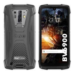 Funda Silicona Gel TPU Transparente para Blackview BV6900 / BV6900 Pro