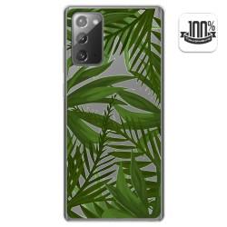 Funda Gel Transparente para Samsung Galaxy Note 20 diseño Jungla Dibujos