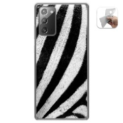 Funda Gel Tpu para Samsung Galaxy Note 20 diseño Animal 02 Dibujos