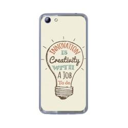 Funda Gel Tpu para Elephone S7 Diseño Creativity Dibujos