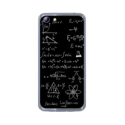 Funda Gel Tpu para Elephone S7 Diseño Formulas Dibujos