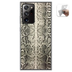 Funda Gel Tpu para Samsung Galaxy Note 20 Ultra diseño Animal 01 Dibujos
