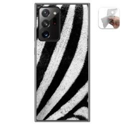 Funda Gel Tpu para Samsung Galaxy Note 20 Ultra diseño Animal 02 Dibujos