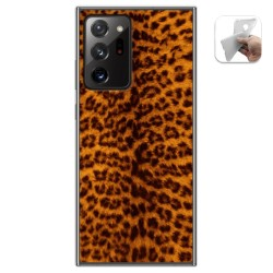 Funda Gel Tpu para Samsung Galaxy Note 20 Ultra diseño Animal 03 Dibujos