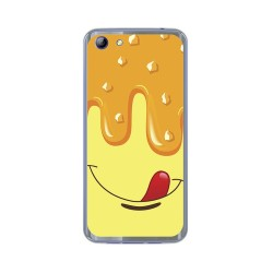 Funda Gel Tpu para Elephone S7 Diseño Helado Vainilla Dibujos
