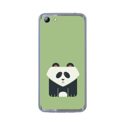 Funda Gel Tpu para Elephone S7 Diseño Panda Dibujos