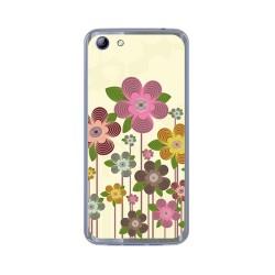 Funda Gel Tpu para Elephone S7 Diseño Primavera En Flor  Dibujos