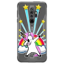 Funda Gel Transparente para Blackview BV6300 Pro diseño Unicornio Dibujos