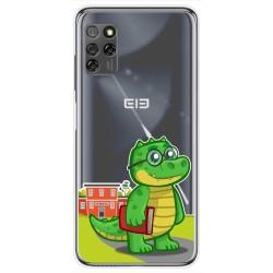 Funda Gel Transparente para Elephone E10 / E10 Pro diseño Coco Dibujos