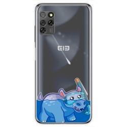 Funda Gel Transparente para Elephone E10 / E10 Pro diseño Hipo Dibujos