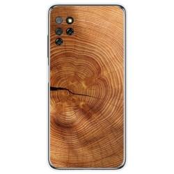 Funda Gel Tpu para Elephone E10 / E10 Pro diseño Madera 04 Dibujos