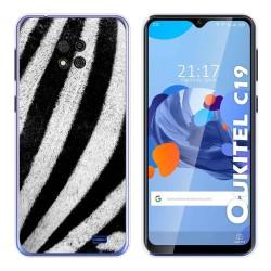 Funda Gel Tpu para Oukitel C19 diseño Animal 02 Dibujos