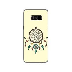 Funda Gel Tpu para Samsung Galaxy S8 Diseño Atrapasueños Dibujos