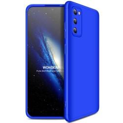 Funda Carcasa GKK 360 para Samsung Galaxy A41 color Azul