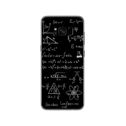Funda Gel Tpu para Samsung Galaxy S8 Diseño Formulas Dibujos