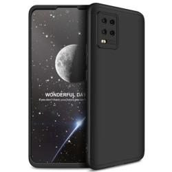 Funda Carcasa GKK 360 para Xiaomi Mi 10 Lite color Negra