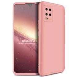 Funda Carcasa GKK 360 para Xiaomi Mi 10 Lite color Rosa