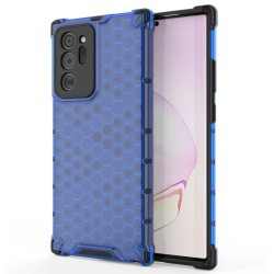 Funda Tipo Honeycomb Armor (Pc+Tpu) Azul para Samsung Galaxy Note 20 Ultra