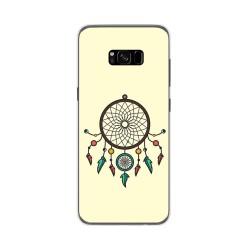 Funda Gel Tpu para Samsung Galaxy S8 Plus Diseño Atrapasueños Dibujos
