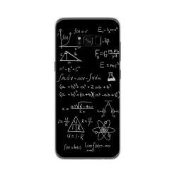 Funda Gel Tpu para Samsung Galaxy S8 Plus Diseño Formulas Dibujos