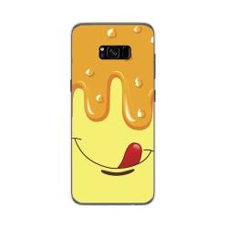 Funda Gel Tpu para Samsung Galaxy S8 Plus Diseño Helado Vainilla Dibujos