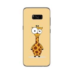 Funda Gel Tpu para Samsung Galaxy S8 Plus Diseño Jirafa Dibujos