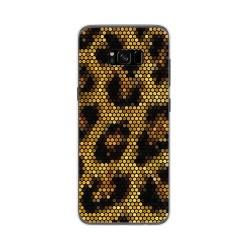 Funda Gel Tpu para Samsung Galaxy S8 Plus Diseño Leopardo Dibujos