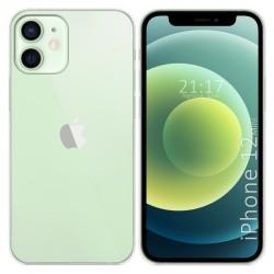Funda Silicona Gel TPU Transparente para Iphone 12 Mini (5.4)