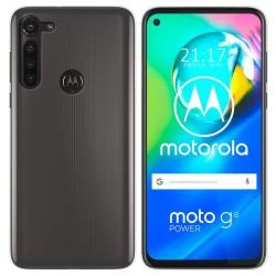 Funda Silicona Gel TPU Transparente para Motorola Moto G8 Power