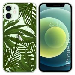 Funda Gel Transparente para Iphone 12 Mini (5.4) diseño Jungla Dibujos