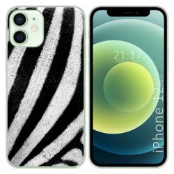 Funda Gel Tpu para Iphone 12 Mini (5.4) diseño Animal 02 Dibujos