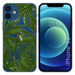 Funda Gel Transparente para Iphone 12 / 12 Pro (6.1) diseño Jungla Dibujos