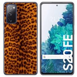 Funda Gel Tpu para Samsung Galaxy S20 FE diseño Animal 03 Dibujos
