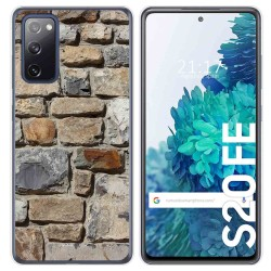 Funda Gel Tpu para Samsung Galaxy S20 FE diseño Ladrillo 03 Dibujos
