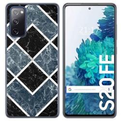 Funda Gel Tpu para Samsung Galaxy S20 FE diseño Mármol 06 Dibujos