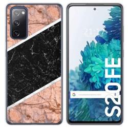 Funda Gel Tpu para Samsung Galaxy S20 FE diseño Mármol 07 Dibujos