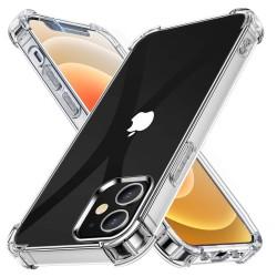 Funda Gel Tpu Anti-Shock Transparente para Iphone 12 Mini (5.4)
