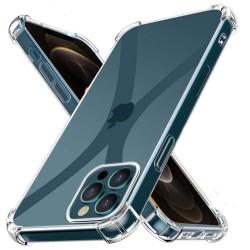 Funda Gel Tpu Anti-Shock Transparente para Iphone 12 Pro Max (6.7)