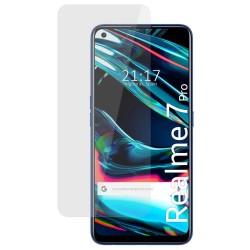 Protector Cristal Templado para Realme 7 Pro Vidrio
