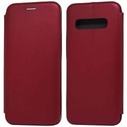 Funda Libro Soporte Magnética Elegance Roja para Iphone 11 Pro Max (6.5)