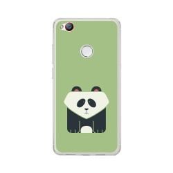 Funda Gel Tpu para Zte Nubia Z11 Mini S Diseño Panda Dibujos