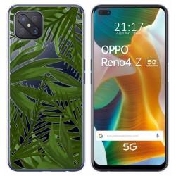 Funda Gel Transparente para Oppo Reno 4Z 5G diseño Jungla Dibujos