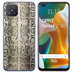 Funda Gel Tpu para Oppo Reno 4Z 5G diseño Animal 01 Dibujos