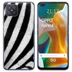 Funda Gel Tpu para Oppo Reno 4Z 5G diseño Animal 02 Dibujos