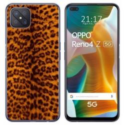 Funda Gel Tpu para Oppo Reno 4Z 5G diseño Animal 03 Dibujos