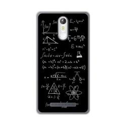 Funda Gel Tpu para Leagoo M8 / M8 Pro Diseño Formulas Dibujos