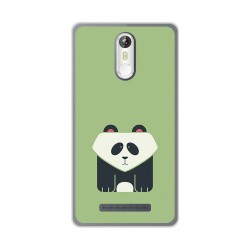 Funda Gel Tpu para Leagoo M8 / M8 Pro Diseño Panda Dibujos