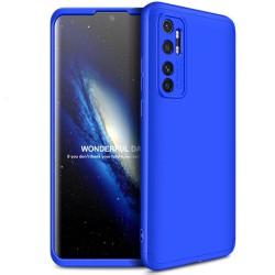 Funda Carcasa GKK 360 para Xiaomi Mi Note 10 Lite  color Azul