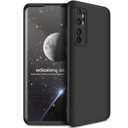 Funda Carcasa GKK 360 para Xiaomi Mi Note 10 Lite  color Negra