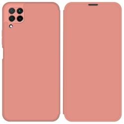 Funda Silicona Líquida con Tapa para Huawei P40 Lite color Rosa Pastel